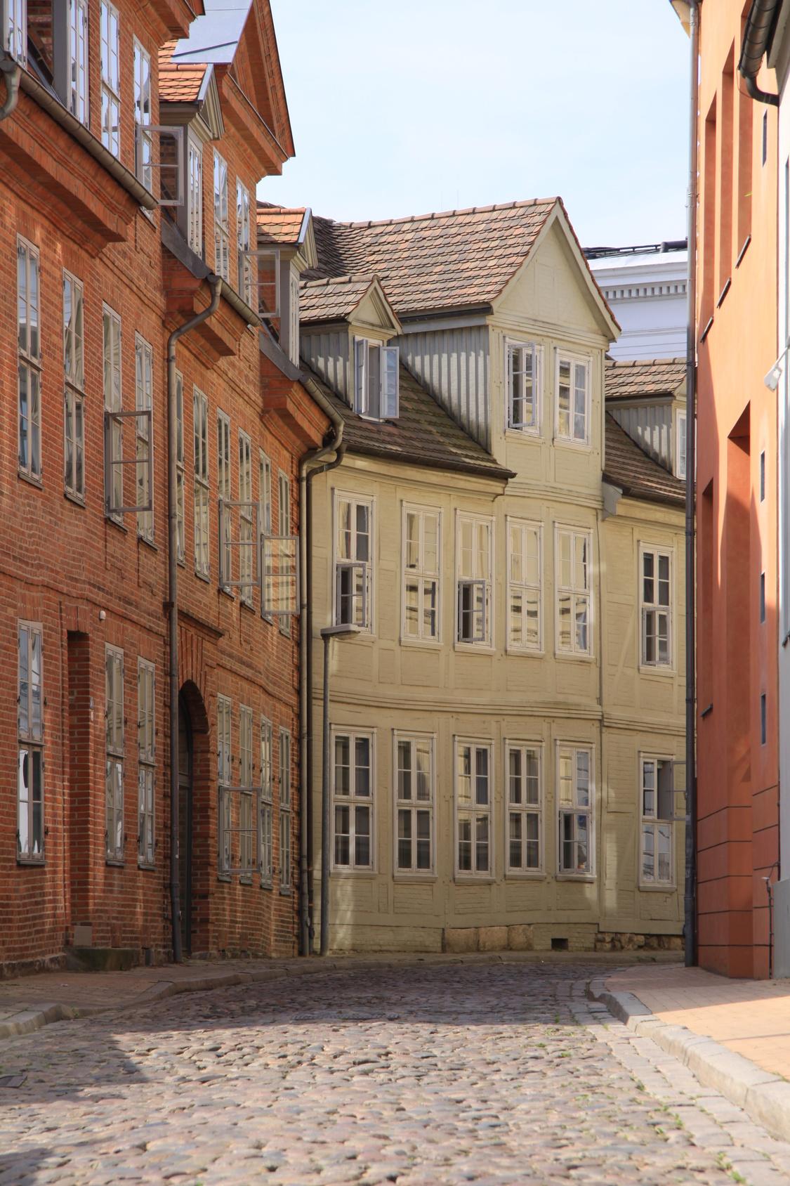 Schweriner Altstadt