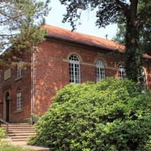 St. Martins-Kirche im Zentrum von Jesteburg