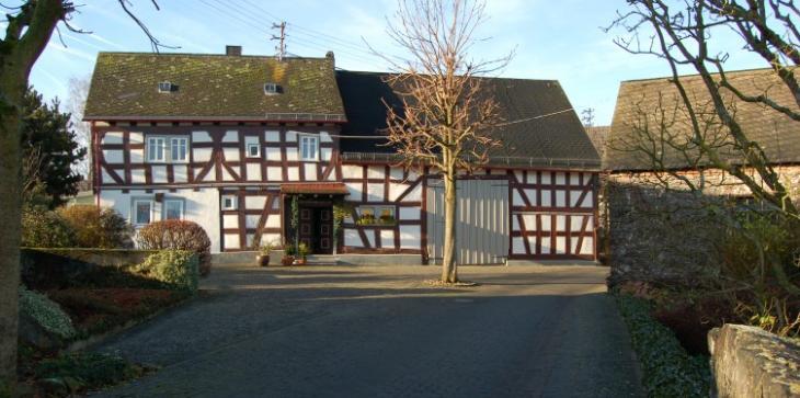 Blick in die Eckengasse, Wallmerod