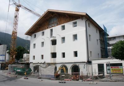 Umbau des Gasthofs Weiss